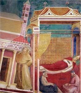 Le songe d'Innocent III