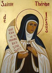 Sainte Therese dAvilla