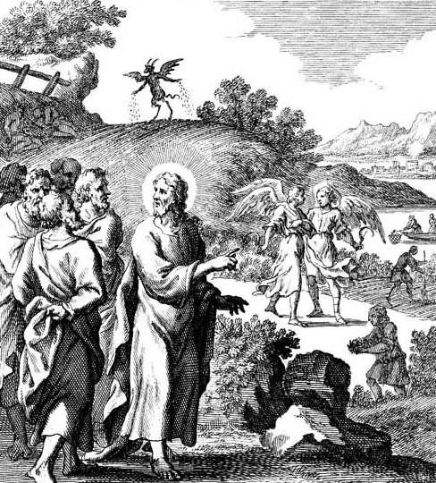 La lectio du dimanche forme extra ordinaire for Portent of passage 5