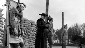 """Exécution vue par Stanley Kubrick pour """" Les Sentiers de la gloire"""""""