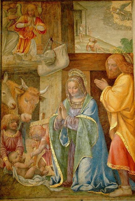 Nativité de Luini