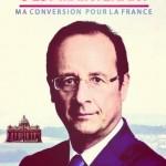 François Hollande accepte Jésus pour Sauveur