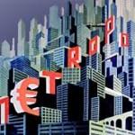 Les métropoles et le désert français
