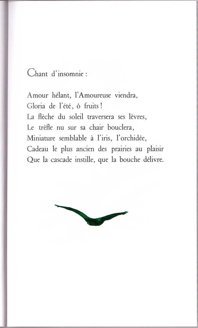 Chant d'insomnie