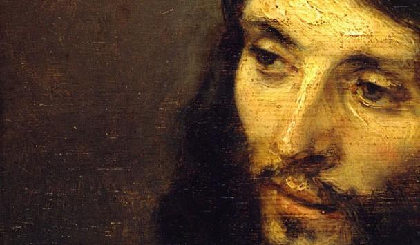 Visage du Christ Rembrandt Zoom
