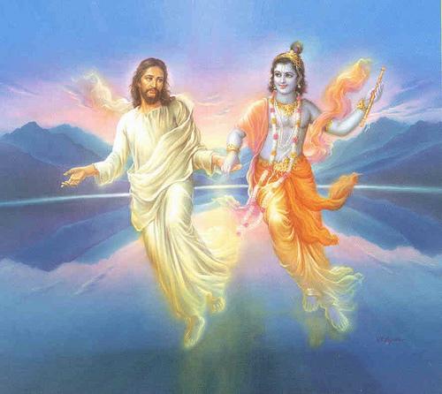 Jésus hindou