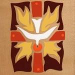 L'Esprit Saint à la Croix