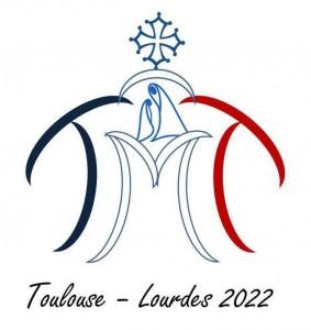 LogoJMJToulouseLourdes