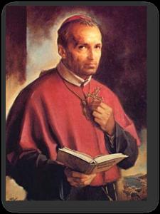 St Alphonse de Liguori