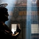 « Je crois en l'Eglise sainte »