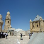 Tribune de Terre sainte : être missionnaire à Jérusalem