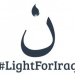 #LightForIraq