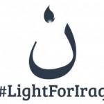 #LightForIraq