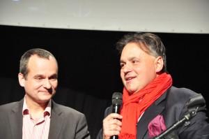 Forum Leadership 2014 : Jean-Marc Liduena et Marc de Leyritz - copyright Alpha France 2014