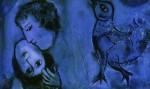 Chagall, détail.