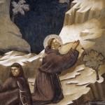 François d'Assise, le cœur saisi par le Crucifié – Mercredi Saint
