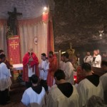 Tribune de Terre sainte : de la Croix au Noun
