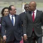 Haïti : entre faux pas et poignées de mains