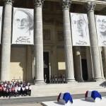 Les saints de la République