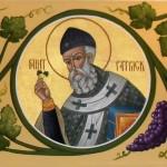 La Sainte Trinité, le trèfle et l'onde