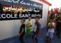 Inauguration de l'école St Irénée à Erbil, Irak