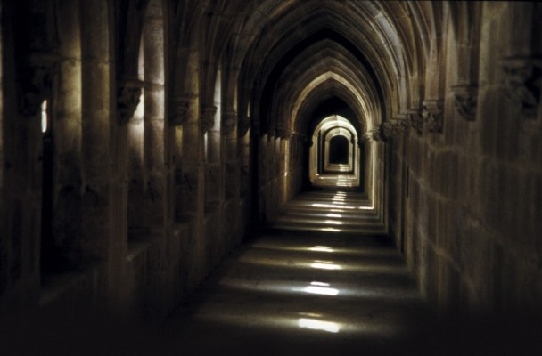 Couloir de la Grande Chartreuse (film Le grand silence, 2006)