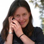 Cécile Besnault, étudiante en art du cinéma, réalisatrice du documentaire (c) C. Besnault