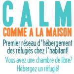 Be CALM, accueillez un réfugié