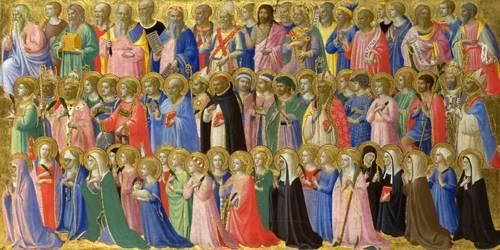Fresque de Fra Angelico