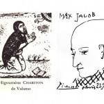 """""""Descendre"""", rencontre entre un poète cubiste et un moine hésychaste."""