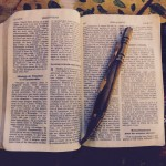 Édito : Avec ma bible et mon couteau