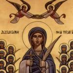 L'exemple des martyrs