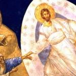 La descente aux enfers, Epiphane – Samedi saint