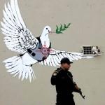Tribune de Terre sainte : la paix, pas après pas
