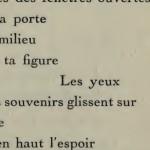 Le Soir, Pierre Reverdy.