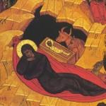 Octave de la Nativité, Petit Enfant et Dieu d'avant les siècles, Liturgie Byzantine.