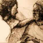 Puiser la force du témoignage à la source pure des saintes Ecritures