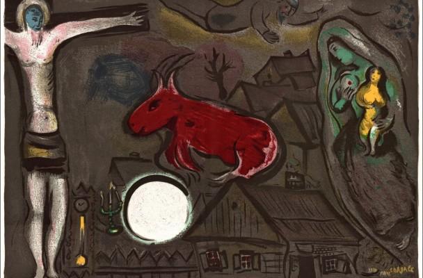 chagall-nativité