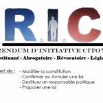 Du RIC et d'autres réformes constitutionnelles